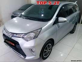 Toyota Calya DP5Jtn G AT 2016 Paket Kredit Paling Murah