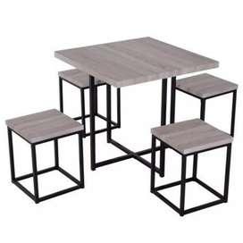 Meja kursi makan meja kursi set meja kursi cafe