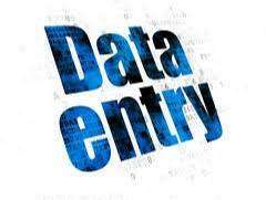 Typing accuracy needed-for home based data entry jobs