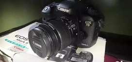 Canon camera 7D mark ll bill box ok 1 year old