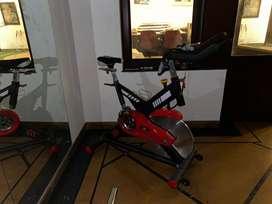 Tunturi Treadmill, Recliner Exercise Bike, Spin Bike & Ellipitical