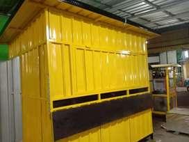 Booth Container ukuran 250×200