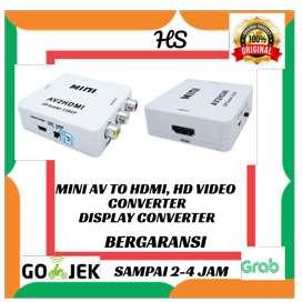 CONVERTER  MINI AV to HDMI, HD Video