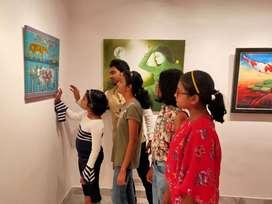 Drawing Teacher @ Orissa Modern Art Gallery