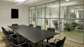 Fully furnished office at lalpur 1000 sqft.