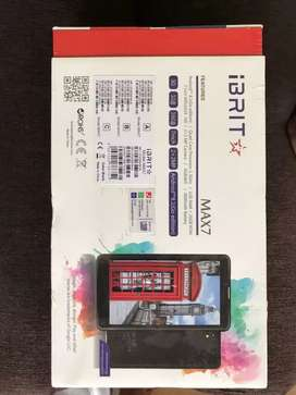 iBRIT MAX 7 TABLET