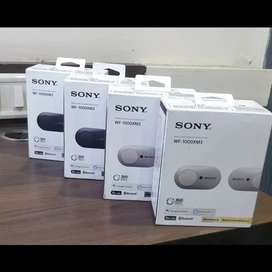 Sony WF-1000xm3 Active Noise Cancellation Earbuds