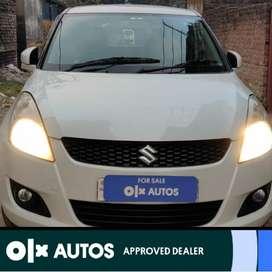 Maruti Suzuki Swift 2004-2010 VDI BSIV W ABS, 2014, Diesel