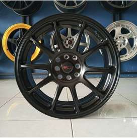 Velg Mobil HSR Wheel ZERO Ring 17 Untuk Jazz Brio Avanza Latio dll