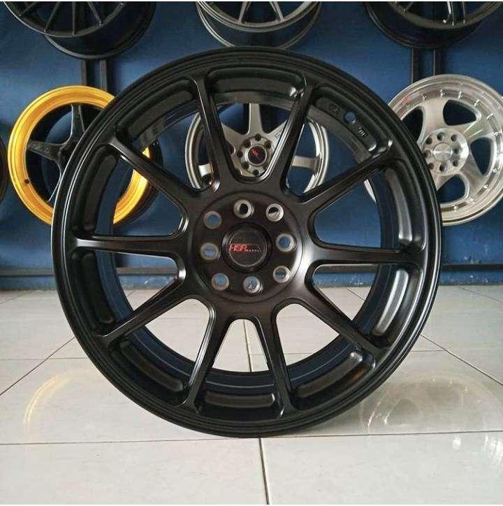 Velg Mobil HSR Wheel ZERO Ring 17 Untuk Jazz Brio Avanza Latio dll 0