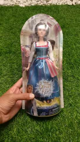 Boneka/Action Figure The Beauty and The Beast Original Hasbro