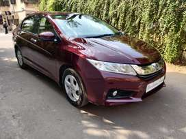Honda City 2014-2015 i DTEC VX Option, 2014, Diesel