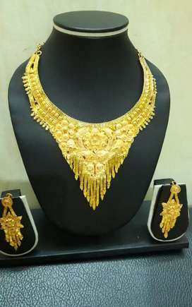 Imported Gold platted Imported Jewellery