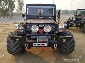 Modifed jeeps