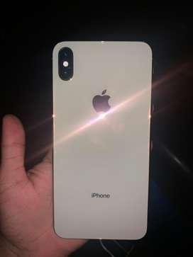I phone xs max rose gold 256 gb
