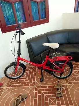 Jual sepeda lipat