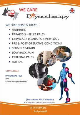 Physiotherapy at your Home