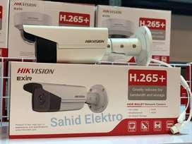 Cctv Hikvision Online Ready Paket 4 Kamera Mumer full HD Jernih