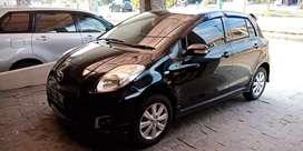 Yaris E facelift matic 2012