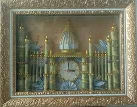 Mahar pernikahan masjid emas elegan