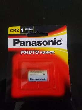 Baterai kamera panasonic cr2 untuk mic sidande 01