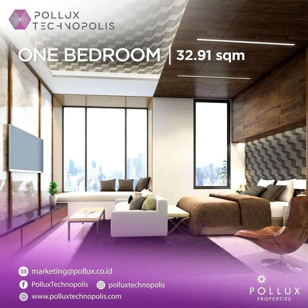 apartemen harga kompetitif dengan fasilitas mewah layaknya hotel 5