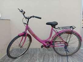 Ladies Cycle (pink colour)