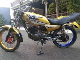 RX KING 1998 PLAT E (imy) BPKB ONLY