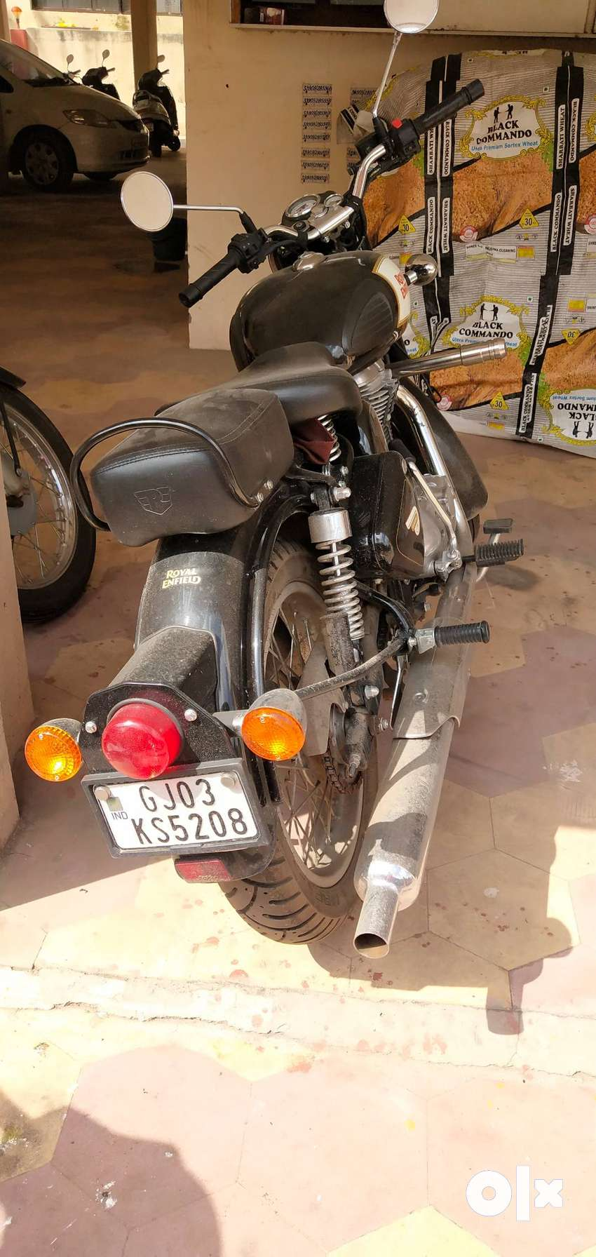 Bullet classic 350 0