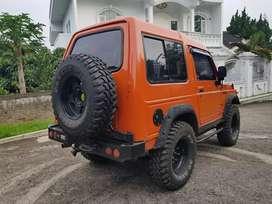 DIJUAL : Suzuki Katana long Alexander 1994