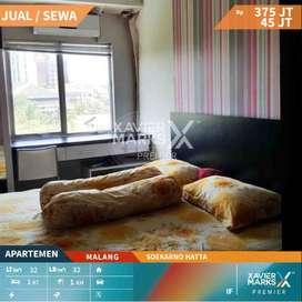 Disewakan Apartemen Soekarno Hatta Dekat Universitas Brawijaya Malang