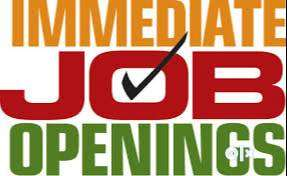 Urgent Permanent job openings - Only serious candidates apply 0