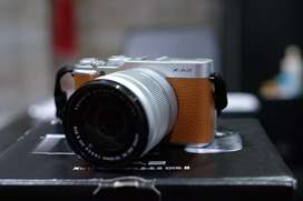Fujifilm X-A2 KiT 16-50mm Free Filter & SD Card
