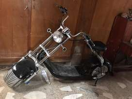 Coco scooty chopper