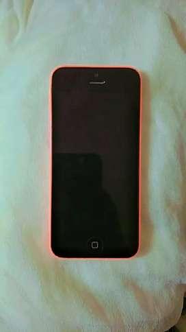 iPhone5C,good battery life,no display crack,original battery & display