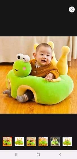 Ready stock Beanbag bayi import best seller karakter kodok lucu