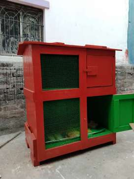 new hen cage