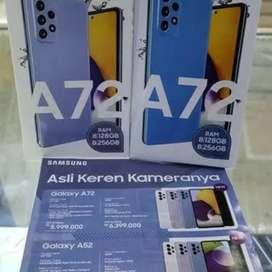 Samsung galaxy A72 8/256 garansi resmi jarga joss