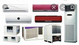 All types of refrigeration system services done here
