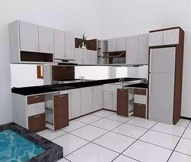 NU FURNITURE, Kitchen set dan interior desaign
