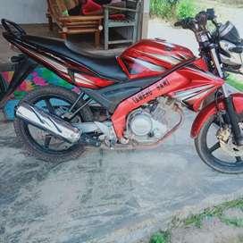 Vixion old merah BG