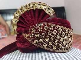 Groom's turban