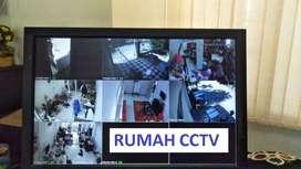 TERMURAH paket CCTV Wireless Online Hp 1 Kamera   Terpasang