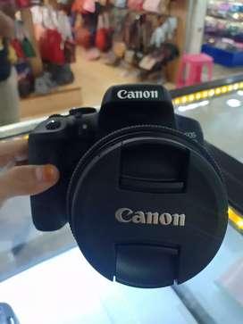 Kredit Camera Canon EOS 750D promo free 1x angsuran