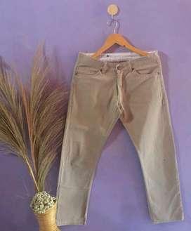 Celana chinos  pria cowok thrift preloved bekas second branded