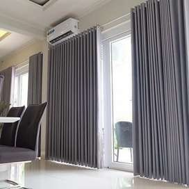 Gorden Curtain Blinds Gordyn Wallpaper Korden Tirai Hordeng A9.68hbe