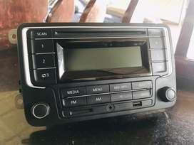 Vw polo stereo