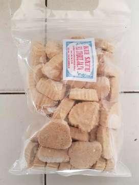 Kue Satu dari tepung kacang hijau @ 450 gram - isi 2 pack - baru