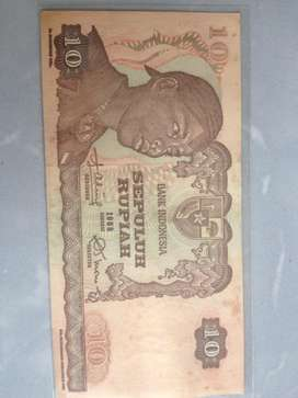 Mata uang kertas kuno