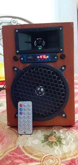 Bluetooth usb fm audio player with remote 600 fix prize
